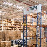 Caixas de flow racks MTC Log
